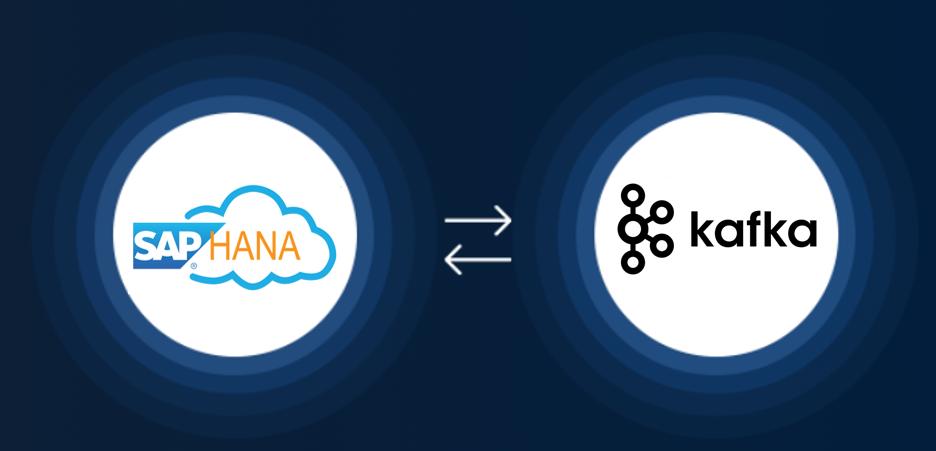 Hana SAP to Kafka Integration