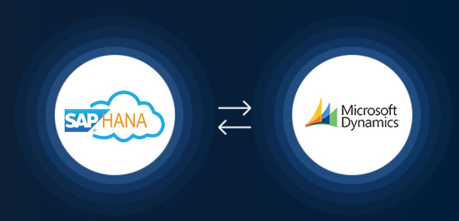 Hana SAP to Microsoft Integration