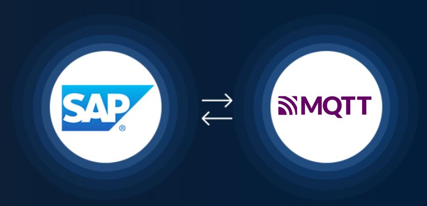 SAP to MQTT Integration