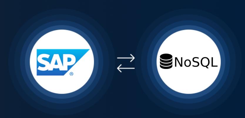 SAP to NoSQL Integration