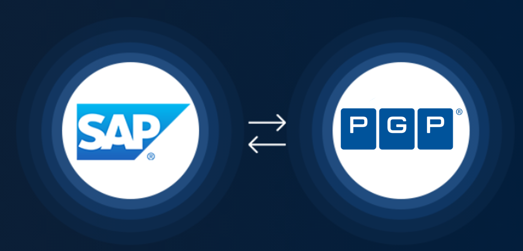 SAP to PGP Integration