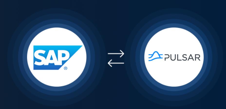 SAP to Pulsar Integration