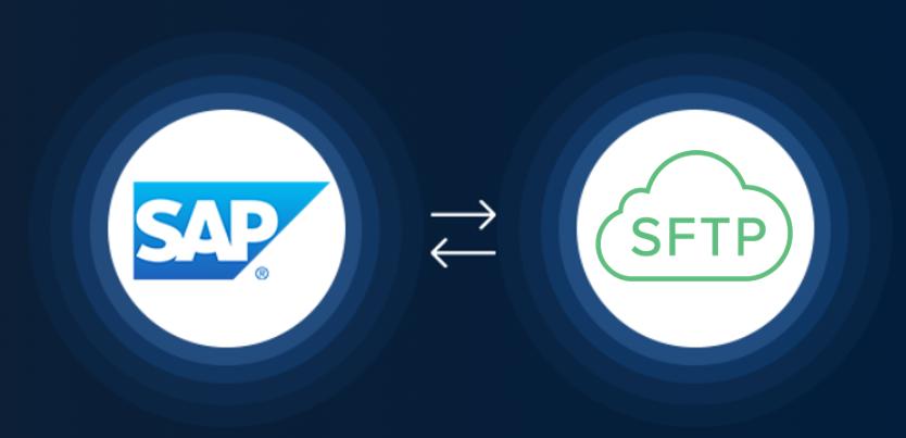 SAP to SFTP Integration