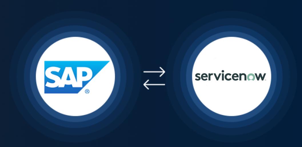 SAP Adavantco Servicenow Adapter