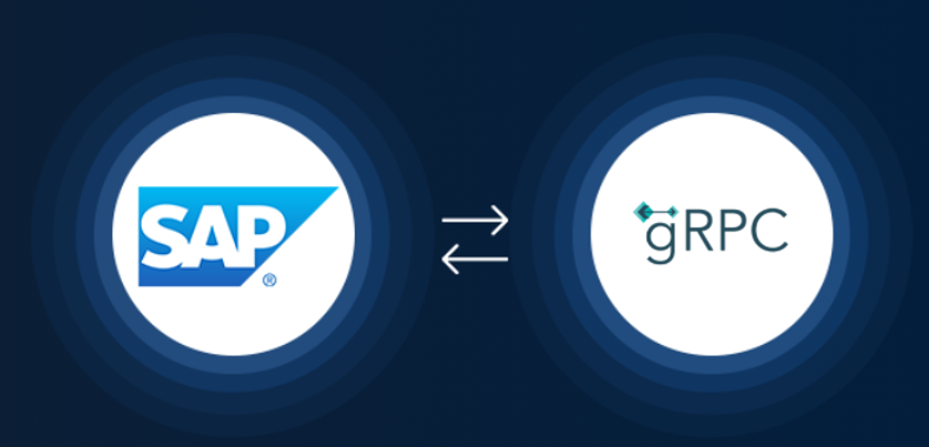 SAP to grpc Integration